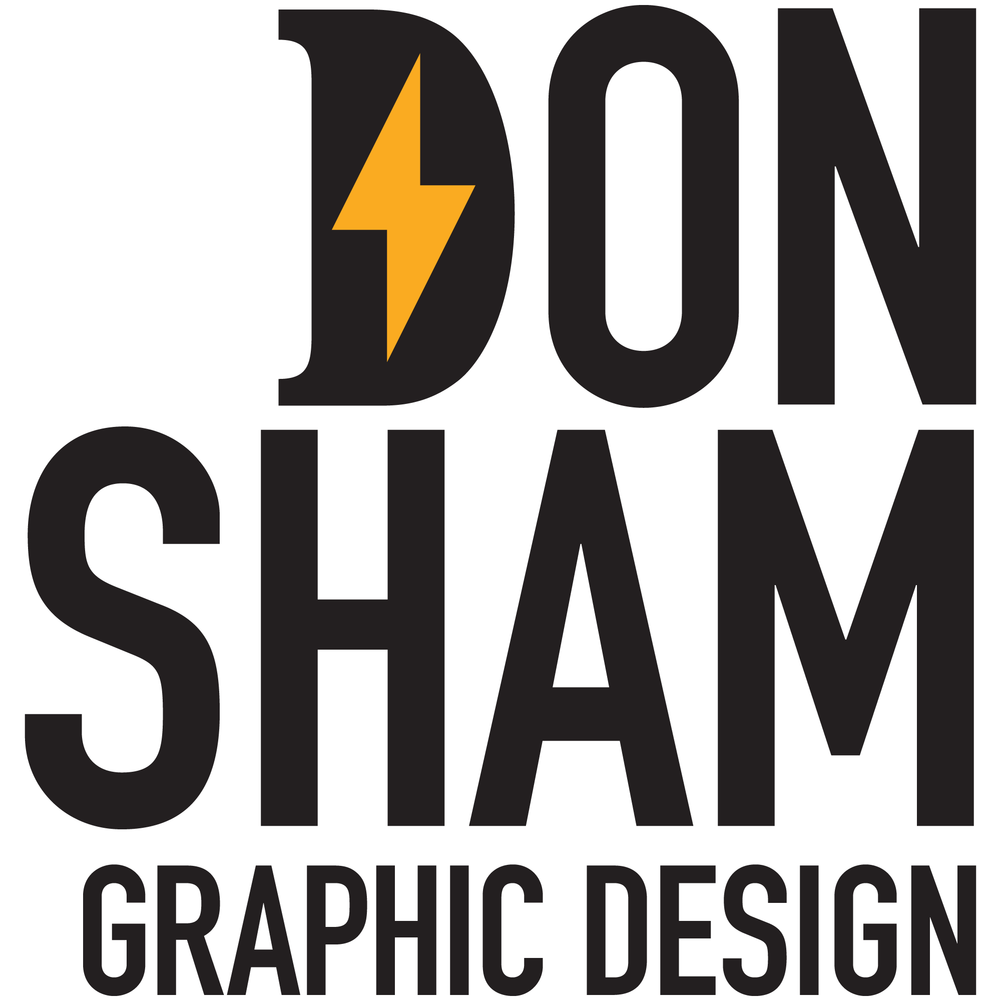 Don Sham Graphic Design