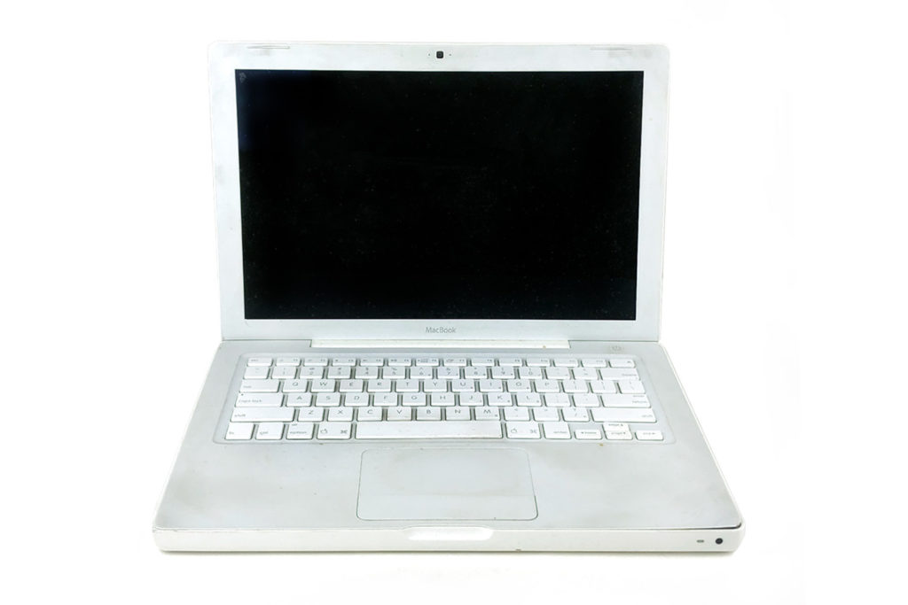"Fragment 0005 - Apple Macbook 13"" (2006 Model)"